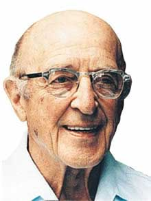 Person-centred pioneer Carl Rogers