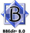 Read more about BBEdit 8.0.