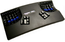 Kinesis ergonomic keyboard